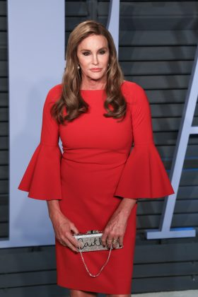 According to The Blast, Caitlyn Jenner had the exact same idea, and is planning on coming out with her own skincare line. (Photo: WENN)