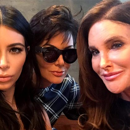 Momager Kris Jenner might have to step in to fix this argument between her youngest daughter and her ex-husband. (Photo: Instagram)