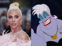 See how Twitter's poor unfortunate soul is being hurt by the reports that Lady Gaga is playing Ursula. (Photo: WENN)