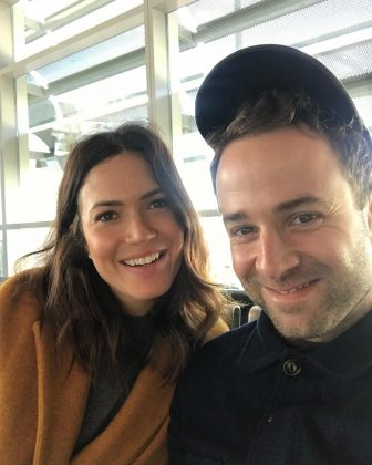 Moore is currently engaged to Taylor Goldsmith, the front man of Dawes. (Photo: Instagram)