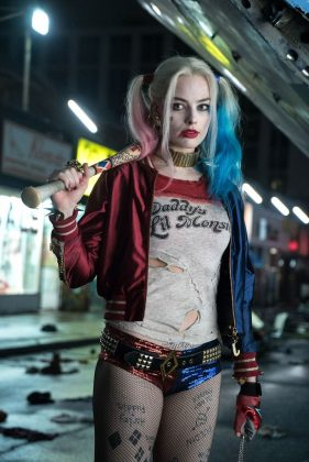 "Robbie is currently working on ""Birds of Prey,"" which will serve as the next showcase for the actress as Harley Quinn. (Photo: Release)"