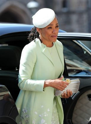 Meghan has a great role model. Doria Ragland, her mom, has been a shining light in the duchess's life. So she's definitely going to use what she's learned from her own mom when she becomes one herself. (Photo: WENN)