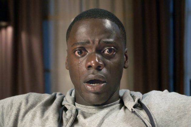 """Get Out""— A couple go visit her parents for the weekend. At first, he reads the family's overly accommodating behavior as nervous attempts to deal with their interracial relationship. But a series of disturbing discoveries lead him to a truth that he never could have imagined. (Photo: Release)"