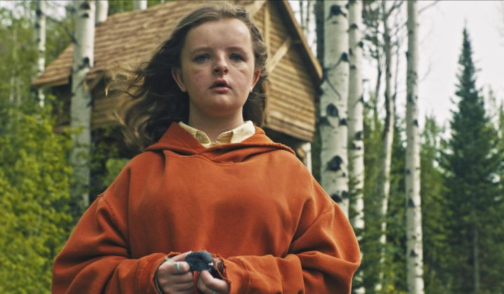 """Hereditary""— When a mentally ill mother passes away, her family mourns her loss. They turn to different means to handle their grief, including flirting with the supernatural. They begin to have disturbing experiences linked to the sinister secrets that have been passed through generations. (Photo: Release)"