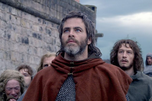 """Outlaw King,"" a film telling the real story of Rober The Bruce starring Chris Pine, debuts on November 9. (Photo: Disclosure)"