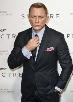 Daniel Craig is set to star in his fifth and final outing as 007 in 2020. (Photo: WENN)