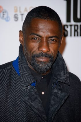 It was highly speculated that actor Idris Elba could become the first black James Bond. (Photo: WENN)