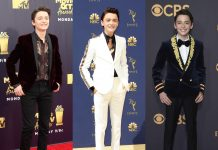 Noah Schnapp's style is beyond his years. Click through to see by yourself how this youngster is becoming the pre-teen fashion icon we never knew we needed. (Photo: WENN)