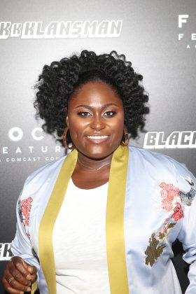 """I might not have the power to change what media puts out there, or to single handedly convince young girls like me that they should love themselves. But what I can do is start with me."" Danielle Brooks (Photo: WENN)"