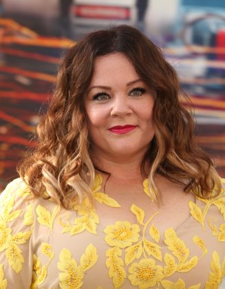 """My weight? It is what it is. You could get hit by a bus tomorrow. It's about being content. And sometimes other priorities win."" Melissa McCarthy (Photo: WENN)"
