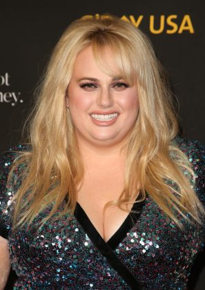 """I think women out there should just be happy with the way they look. They shouldn't really try to conform to any kind of stereotype. Just be happy and hopefully healthy."" Rebel Wilson (Photo: WENN)"