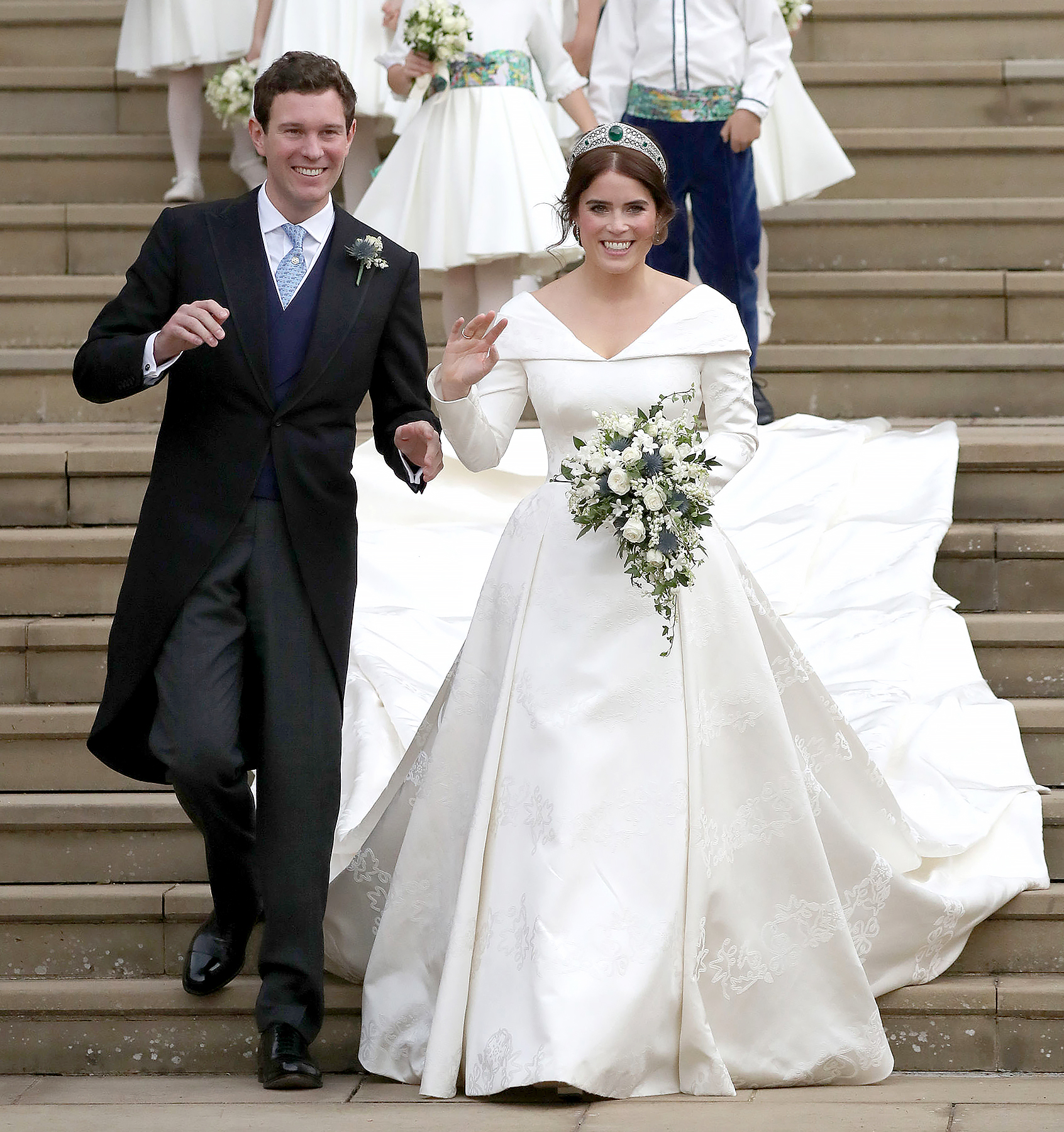 Princess Eugenie's Wedding Dress And 10 Of Our Favorite ...