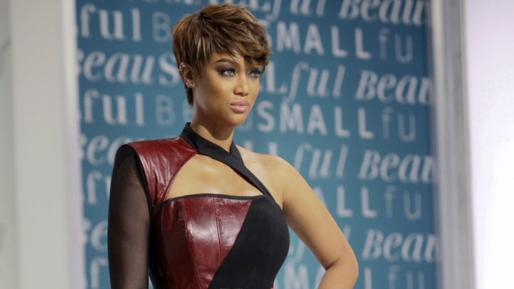 America's Top Model didn't work without Tyra Banks as its host, head judge, and divine presence worshipped by the young model contestants. No wonder why se returned after just one season away. (Photo: Release)