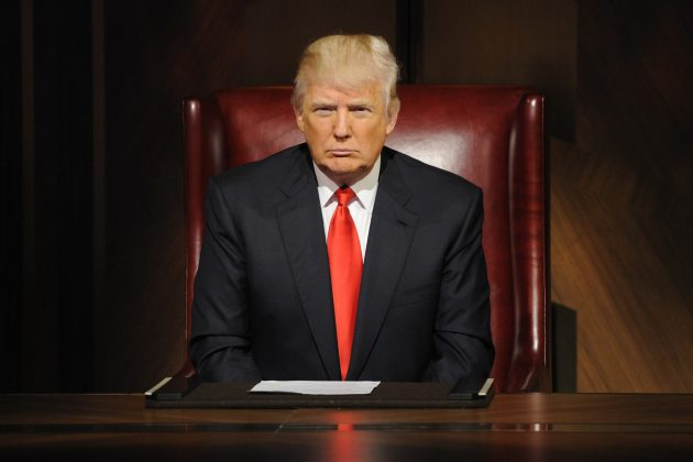 Only during its first season finale The Apprentice was the top-rated show in America. However, it is true that, relative to the most recent season hosted by Trump, Schwarzenegger was underperforming. (Photo: Release)