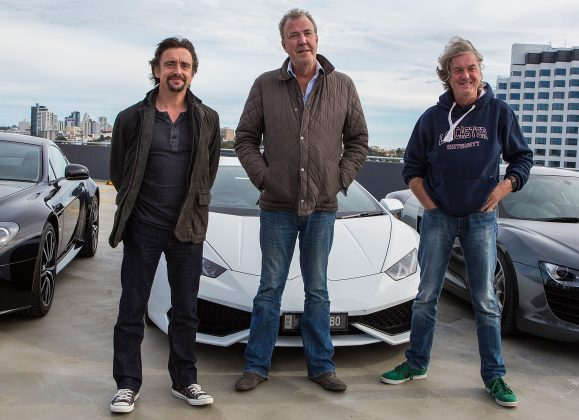 Matt LeBlanc was a surprising addition to Top Gear following the sudden departure of longtime presenters Jeremy Clarkson, Richard Hammond and James May. But not even the former Friends star could save the show. (Photo: Release)