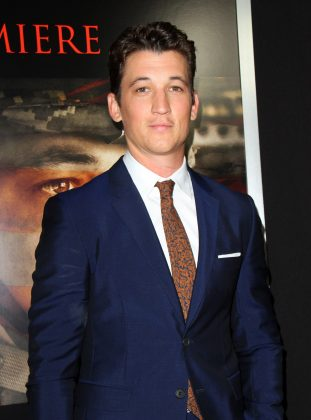 "Much like Emma Watson, Miles Teller had landed the role of Sebastian in ""La la land"" and was reportedly considered dropping ""War Dogs"" to appear in the musical. But then he got a call that they were passing on him. (Photo: WENN)"
