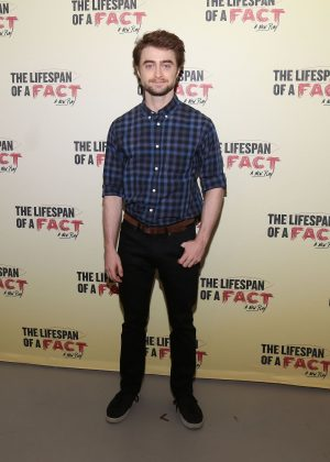 "Despite only being 5'6"" tall, ""Harry Potter"" star Daniel Radcliffe managed to make it big in Hollywood. (Photo: WENN)"