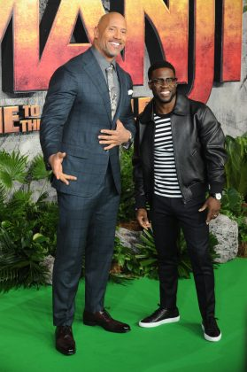 "Kevin Hart has a big personality, but he's tiny in height, standing only 5'2"" tall. (Photo: WENN)"
