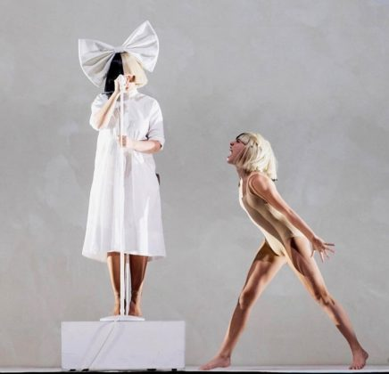 "Maddie has been widely known as Sia's muse since starring in her music video for ""Chandelier"" in 2014. (Photo: Instagram)"