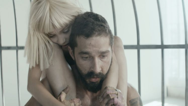 "The dancer collaborated with Sia once again in 2015 when she appeared in the music video for ""Elastic Heart"" alongside Shia LeBeouf. (Photo: Release)"