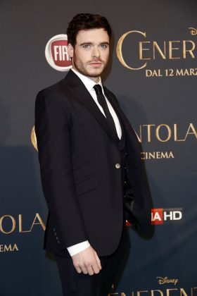 If rumors are true, Richard Madden would become the eighth actor to play James Bond. (Photo: WENN)