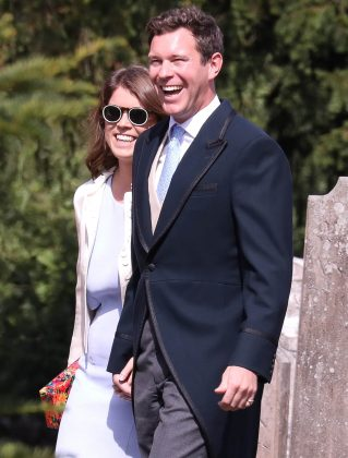 """Jack has been seen attending high-profile events with Princess Eugenie since 2011. The club manager also reportedly gets on very well with the Duke and Duchess of York, with one insider saying they are """"very fond"""" of the """"lovely chap."""" (Photo: WENN)"""