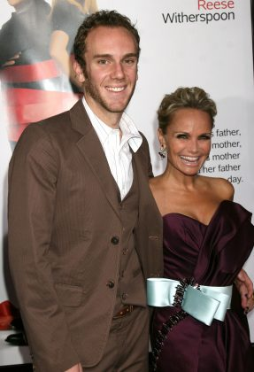 He's no stranger to the celebrity love life. In 2008, Charlie was in a year-long relationship with Christine Chenoweth. (Photo: Release)