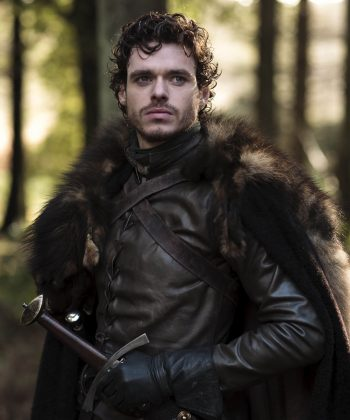 "You may know him as Robb Stark from ""GoT"". And Richard took his departure from the show much like most of us … very badly. ""I was the crazy boy on the plane crying at about midnight, landing in London,"" he said of the Red Wedding. (Photo: Release)"