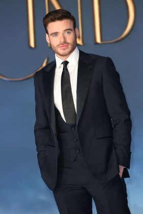 He's played a Prince and a King. Ofcourse Richard Madden was bound to be rich in real-life too! At 34, the actor is already worth 6 million. Wait until he becomes the next James Bond! (Photo: WENN)
