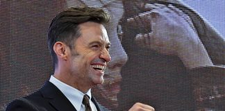 I'm sorry, but I don't think we can be friends if you don't love Hugh Jackman. So you better keep on reading, come back to your senses, and fall in love with the guy. (Photo: WENN)