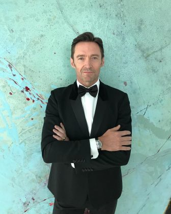 He can act. This goes without saying, but we're saying it anyway. With a Golden Globe, a Primetime Emmy, two Tony Awards, and an Academy Award nomination, Hugh Jackman has proven his success on the big screen is not just about his good looks! (Photo: WENN)