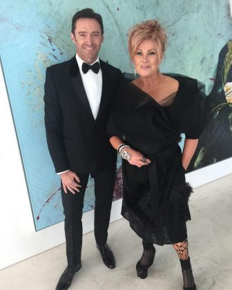 He and his wife are absolute couple goals. Hugh and Deborra-Lee Furness have been married eighteen years and always look delighted to be in each other's company. They might be our favorite celebrity couple. Ever. (Photo: WENN)
