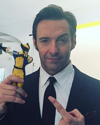 He's Wolverine, and he's freaking good at it. Hugh first appeared as Wolverine a.k.a. Logan a.k.a. James Howlett in 2000's X-Men. The man's performance of the comic book character is so incredible that he has appeared in every franchise movie ever since! (Photo: WENN)
