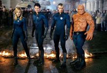 "Before Chris Evans was Captain America, he was Human Torch. 2005's ""Fantastic Four"" was a truly cartoonish version of Marvel's ""First Family."" And the characters haven't been able to recover on the screen ever since. (Photo: Release)"