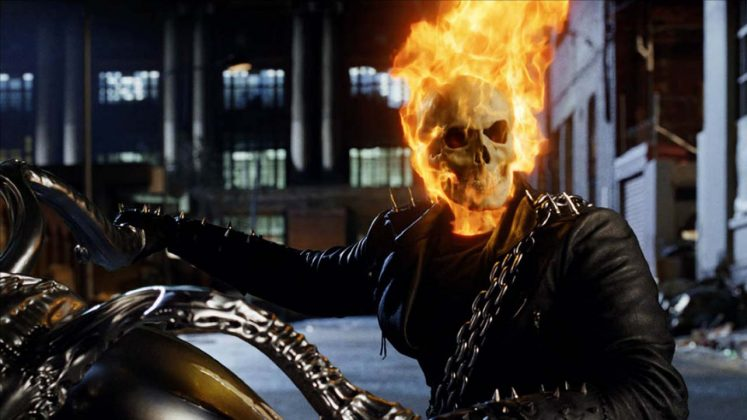 "Mark Steven Johnson is an expert in bad superhero movies with ""Ghost Rider"" and ""Daredevil"" on his resume. Nicolas Cage as a superhero? Sing me up. Nicolas Cage as *this* superhero? Thank, but no thanks. (Photo: Release)"