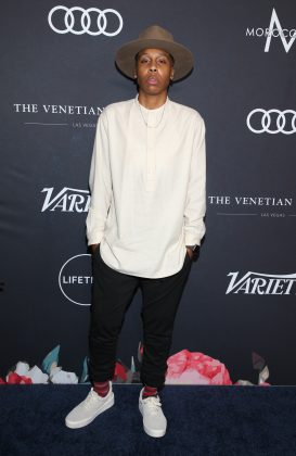 Lena White at Variety's 2018 Power of Women: Los Angeles event. (Photo: WENN)