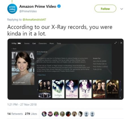 Shhhh, Amazon Prime Video. Let's just forget and heal. (Photo: Twitter)