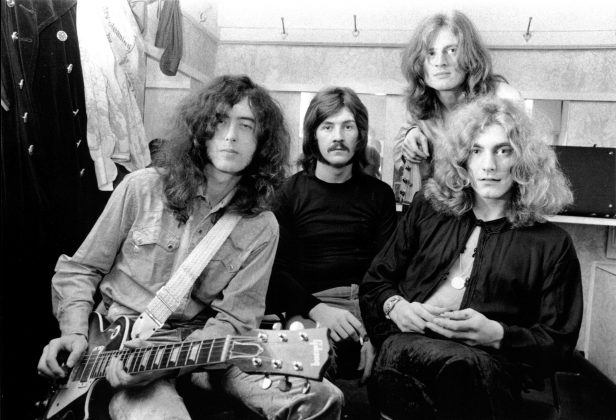 "Legendary rockers Led Zeppelin did a one-off show in 2007. But Jimmy Page said in 2016 ""I can't foresee doing it again, because we all have to agree and agree for the right reasons."" (Photo: WENN)"