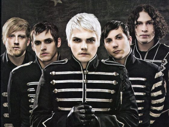"Mid-noughties emos My Chemical Romance got together for a one-ff show in 2013. But singer Gerard Way has ruled out a full reunion, saying: ""Is not something I could see down the line… I definitely don't think that's something I would do again."" (Photo: WENN)"