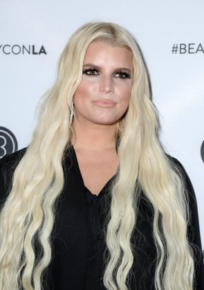 "Jessica Simpson's home had to be evacuated on Friday. ""Thank you to the brave firefighters who have protected our home so far."" (Photo: WENN)"