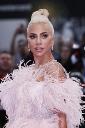 """Lady Gaga also evacuated her Malibu mansion and tweeted an emotional message saying """"All we can do is pray together & for each other."""" (Photo: WENN)"""