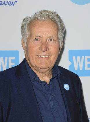 Martin Sheen was among the hundreds evacuated to the Zuma Beach area after the California wildfires mushroomed near his home. (Photo: WENN)