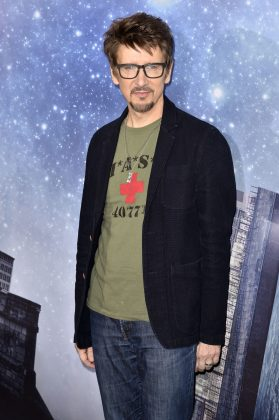 Doctor Strange director Scott Derrickson said his home has been destroyed in the blaze. (Photo: WENN)