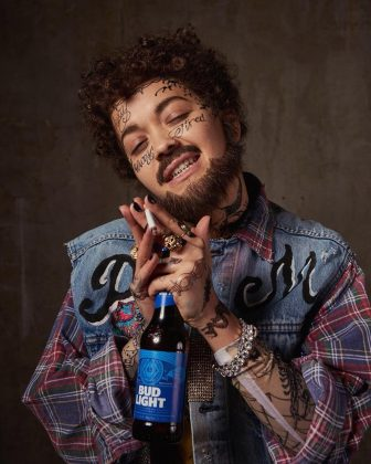 Rita Ora channeled all her energy into Post Malone. (Photo: Instagram)