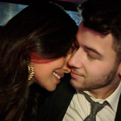 Priyanka Chopra celebrated Thanksgiving with her fiancé and future husband, Nick Jonas. (Photo: Instagram)