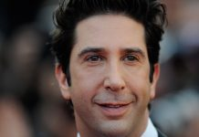 "SPOILER ALERT: None of David Schwimmer's best roles after ""Friends"" include dinosaurs, stolen sandwiches, unagi, or excessive hair product. (Photo: WENN)"