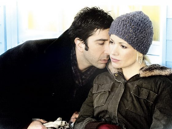 """Duane Hopwood""—This underrated movie was Schwimmer at his sullen peak, playing the titular character who becomes an alcoholic after a messy divorce. (Photo: Release)"