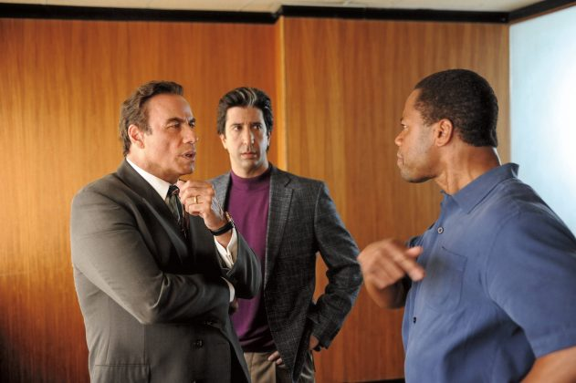 """""""American Crime Story: The People v. OJ Simpson""""—The actor's turn as the late, conflicted lawyer was one of the biggest surprises in F's addictive show. (Photo: Release)"""