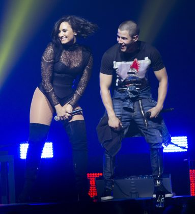 Nick and Demi have been best friends for the last 12 years. (Photo: WENN)