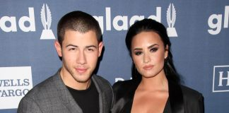 Demi and Nick created the record label Safehouse Record in 2015. (Photo: WENN)